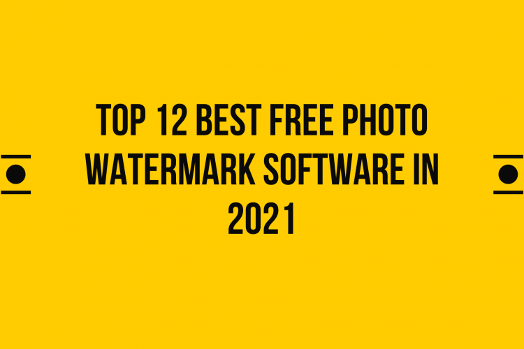 Photo Watermark Software